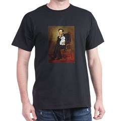 Lincoln / Maltgese (B) Dark T-Shirt