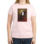 Lincoln / Maltgese (B) Women's Light T-Shirt