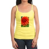 Orange Dalia Ladies Top