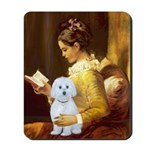 Reading / Maltese Mousepad