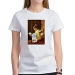 Reading / Maltese Women's T-Shirt