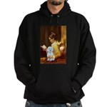 Reading / Maltese Hoodie (dark)