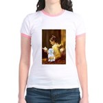 Reading / Maltese Jr. Ringer T-Shirt