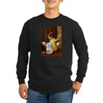 Reading / Maltese Long Sleeve Dark T-Shirt