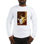 Reading / Maltese Long Sleeve T-Shirt
