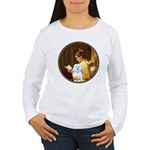 Reading / Maltese Women's Long Sleeve T-Shirt