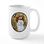 Vase / Maltese (B) Large Mug