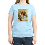 Vase / Maltese (B) Women's Light T-Shirt