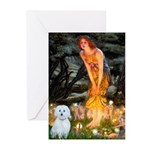 MidEve / Maltese Greeting Cards (Pk of 10)