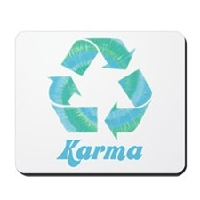 Recycle Karma Mousepad