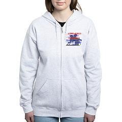 good girls Women's Zip Hoodie