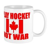 PLAY HOCKEY Small Mug