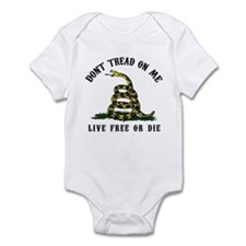 Don't Tread On Me 3 Onesie
