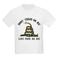 Don't Tread On Me 3 T-Shirt