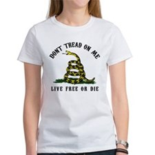 Don't Tread On Me 3 Tee