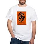 Symbionese Liberation Army White T-Shirt