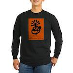 Symbionese Liberation Army Long Sleeve Dark T-Shir