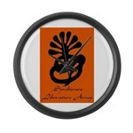 Symbionese Liberation Army Large Wall Clock