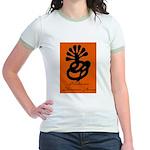Symbionese Liberation Army Jr. Ringer T-Shirt