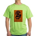 Symbionese Liberation Army Green T-Shirt