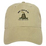 Don't Tread On Me 3 Baseball Cap