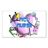 NICU Nurse Decal