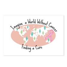 Imagine a World Postcards (Package of 8)