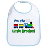 Little Brother TRAIN Bib