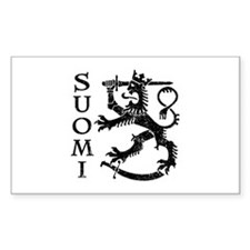 Suomi Coat of Arms Decal
