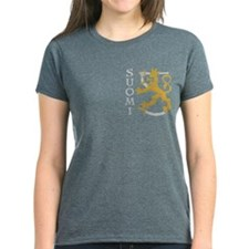 Suomi Coat of Arms Tee
