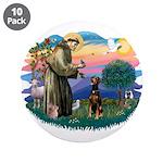 St Francis #2/ Doberman 3.5