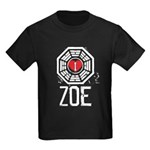 I Heart Zoe - LOST Kids Dark T-Shirt