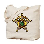 Lake County Sheriff Tote Bag