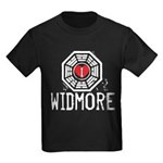 I Heart Widmore - LOST Kids Dark T-Shirt