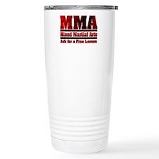 MMA Mixed Martial Arts - 2 Travel Mug