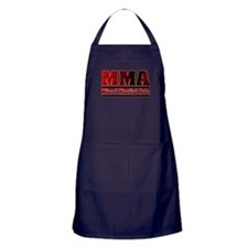 MMA Mixed Martial Arts - 1 Apron (dark)