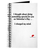 Changed my mind Journal