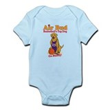 Air Bud Basketball Infant Bodysuit