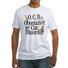 Obsessive Cat Disorder Shirt