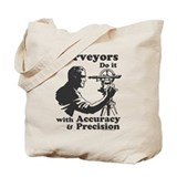 SurveyorsDoIt Tote Bag