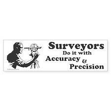SurveyorsDoIt Bumper Sticker