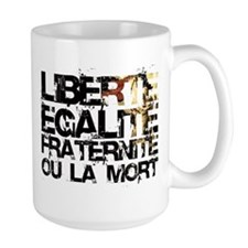 Do'in it the French Way Mug