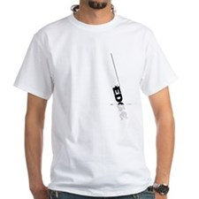 EDGE Deep Sea Fisherman WHITE T