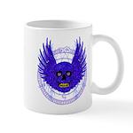 BLUE SKULL 13 Mug