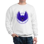 BLUE SKULL 13 Sweatshirt