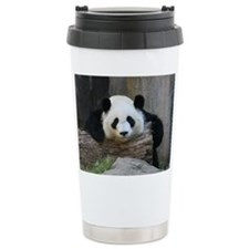 Ceramic Travel Mug-Panda