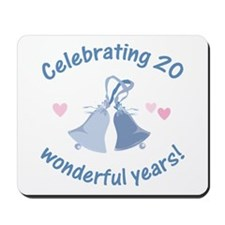 20th Anniversary Bells Mousepad