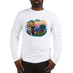 St Francis #2/ Cavalier (r) Long Sleeve T-Shirt