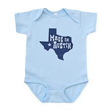Made In Austin Infant Bodysuit