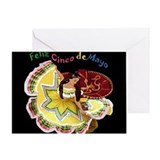 Feliz Cinco de Mayo Greeting Card